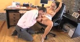 Kancelária Teen Sex