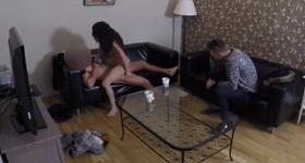 Sex doma s Češkou