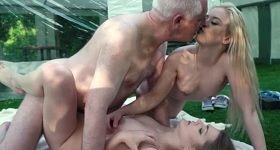 Morgan Layne veľký penis