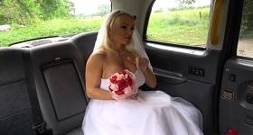 Svadobné fake taxi