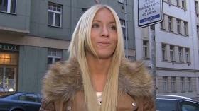 Sexy blondínka HD Porno