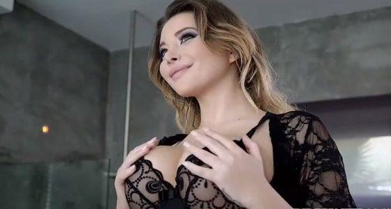 Čierna dievča komické porno